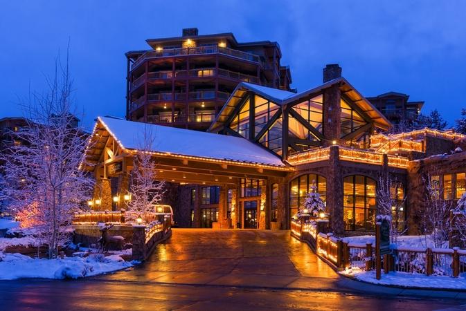 Top 10 most popular apr s ski hotels for Cabins in keystone colorado