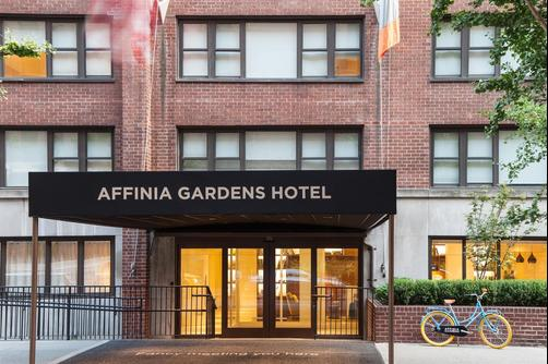 Gardens NYC-an Affinia hotel - New York - Building