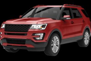 Mid-size SUV Rental