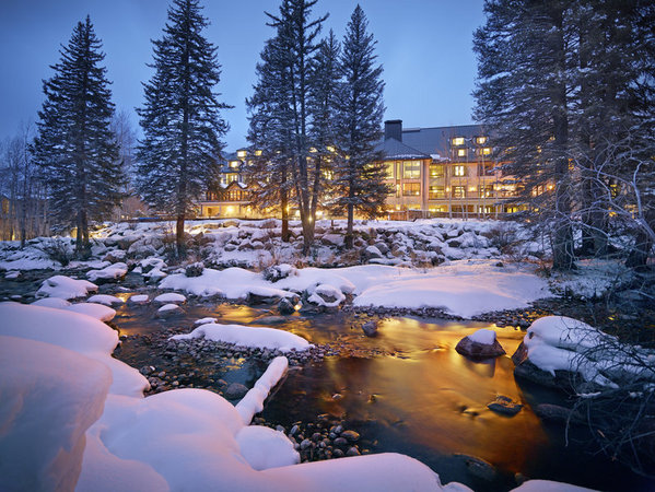 Aspen Meadows Resort Colorado 364 This Hotel Is Just One Mile From Downtown Making It Super Convenient For An Après Ski Indulgence With