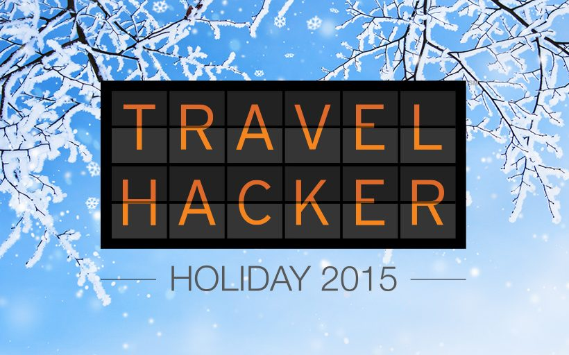 Solving Holiday Travel Problems with the 2015 KAYAK Holiday Travel Hacker Guide