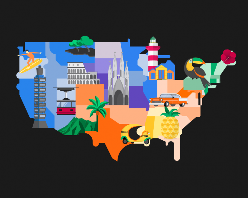 State by State: The Hottest Spring Break Destinations