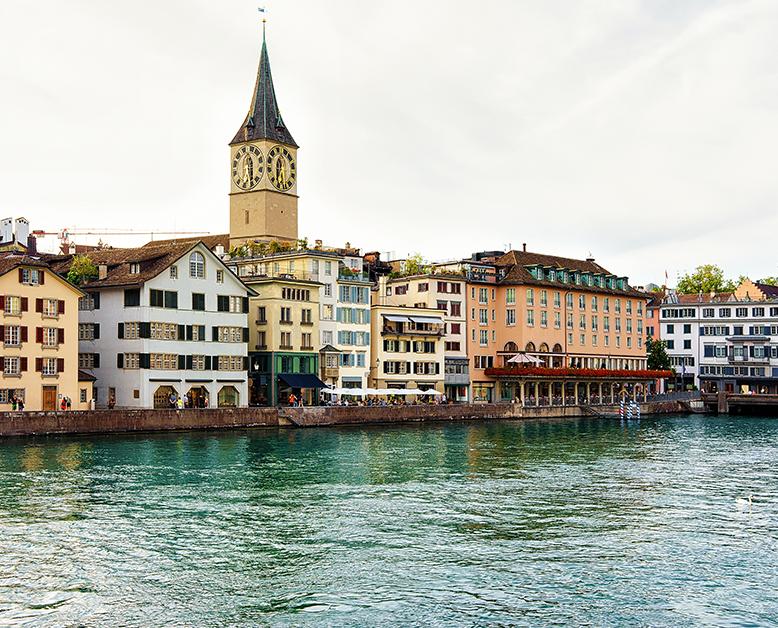 Cheap Europe - Zurich Switzerland
