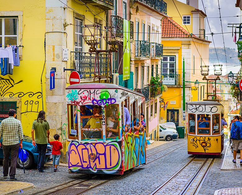 Lisbon Portugal #1 Destination for Summer