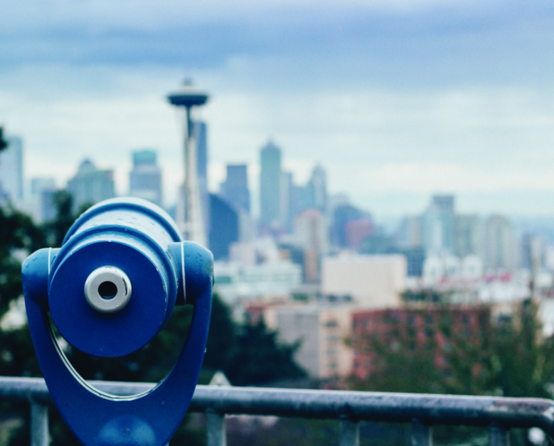 Seeing Scenic Seattle
