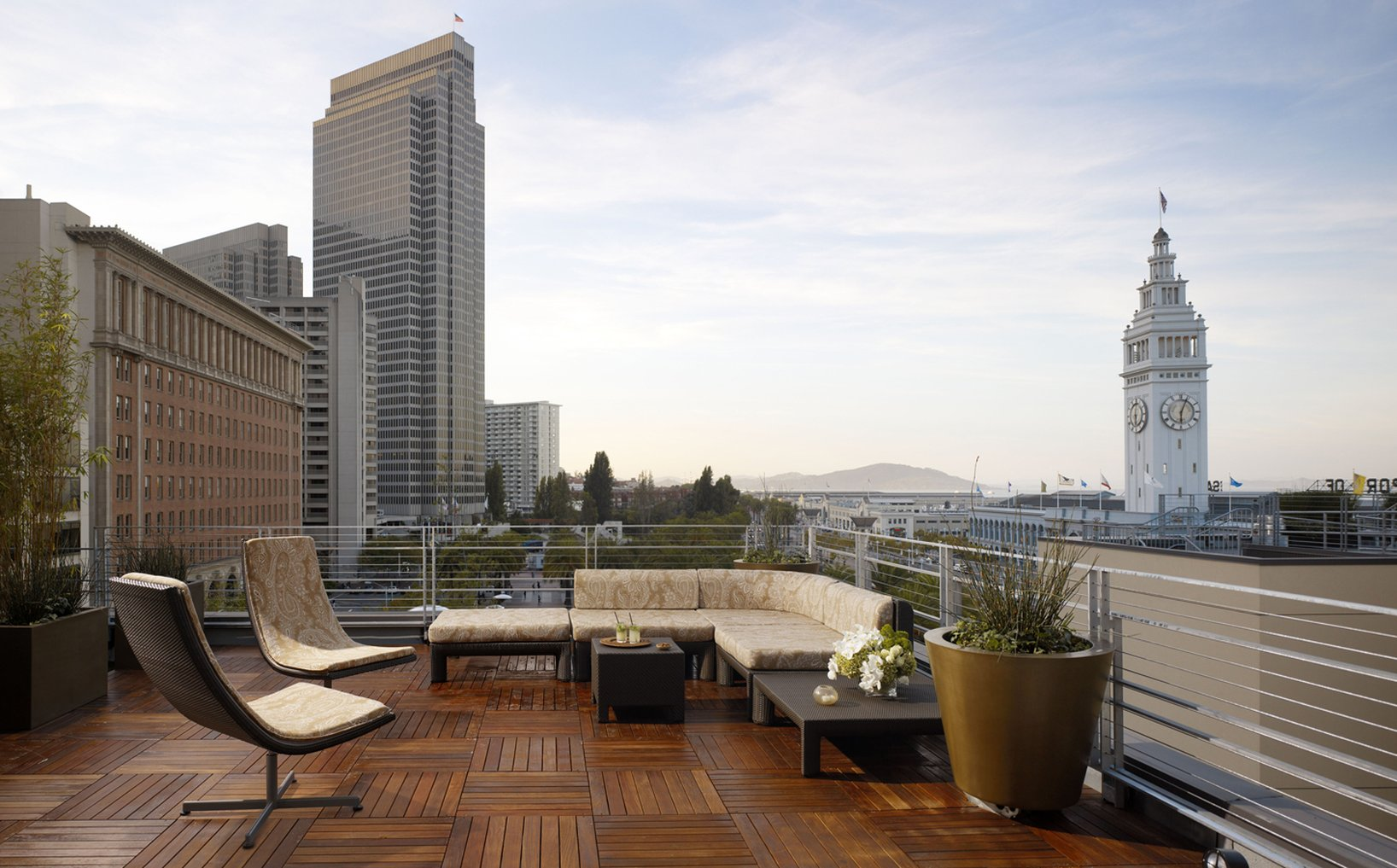 10 West Coast Hotels With Rooftop Bars Perfect For Summer