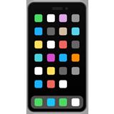 Mobile phone emoji search KAYAK