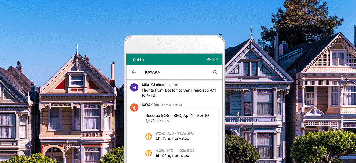 Stop, Collaborate and Trip Plan with KAYAK for Google