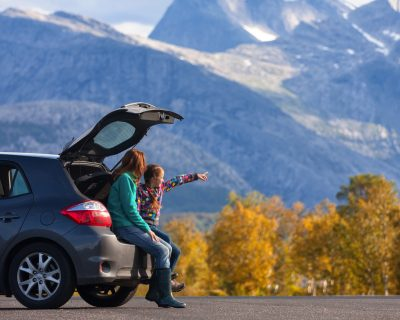 6 reasons to rent a car for your road trip