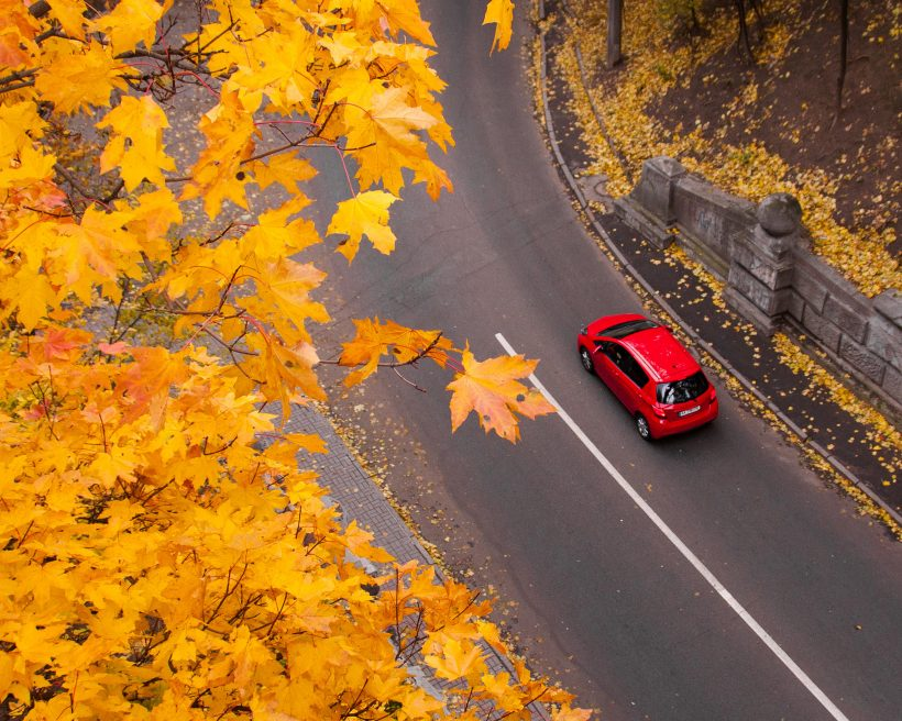 Tips for planning a fall foliage road trip