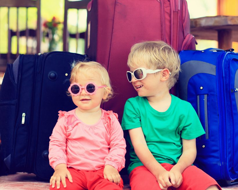 Tips for long road trips with kids