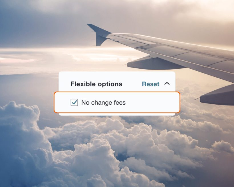 Booking flexibly: How to find cancellable travel on KAYAK