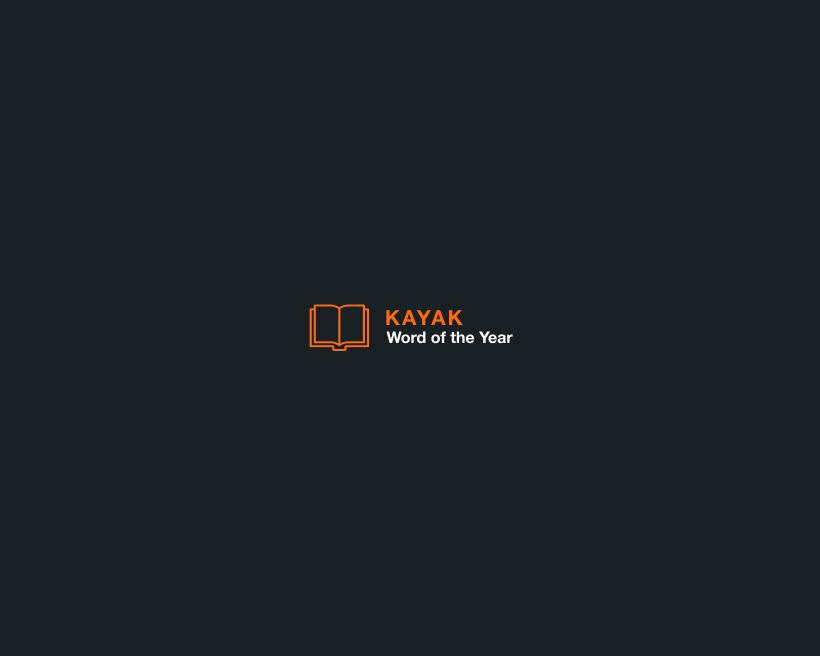 KAYAK 2021 Word of the Year Contest Official Rules