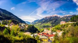 Find cheap flights from Jacksonville to Austria