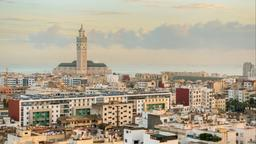 Find cheap flights from New York to Casablanca