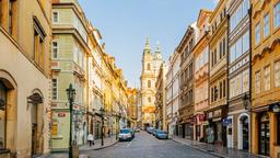 Find cheap flights from Warsaw to Prague