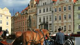 Find cheap flights from London Heathrow Airport to Prague