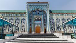 Find cheap flights from Washington Dulles Airport to Dushanbe airport