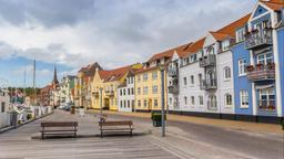 Find cheap flights from District of Columbia to Sønderborg
