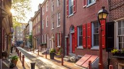 Philadelphia hotels near Elfreth's Alley