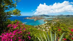 Find cheap flights from Grand Junction to Antigua And Barbuda