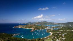 Find cheap flights from Portland to Antigua And Barbuda