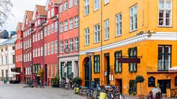Find cheap flights from Huntsville to Copenhagen