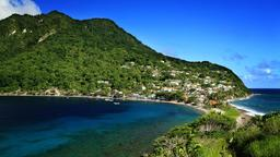 Find cheap flights from Orlando Airport to Dominica