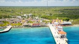 Find cheap flights from Washington Dulles Airport to Cozumel