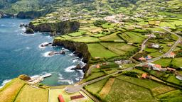 Find cheap flights from District of Columbia to Ponta Delgada (Açores)