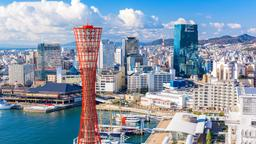 Find cheap flights from Phoenix to Kobe