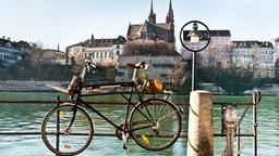 Find cheap flights from New York to Basel