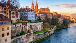 Find cheap flights from District of Columbia to Basel
