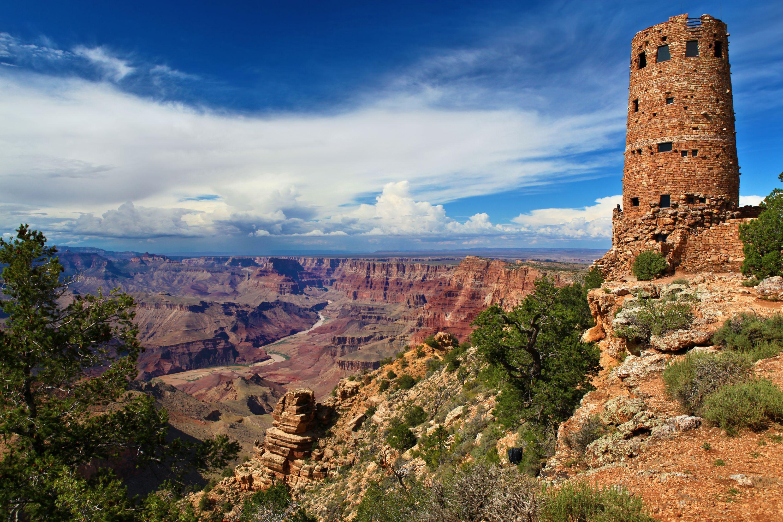 Grand Canyon Village National Park (GCN) - Flight Status