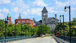 Find cheap flights from Milan to Rhode Island