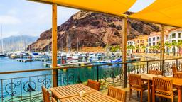 Find cheap flights from Washington Dulles Airport to Madeira