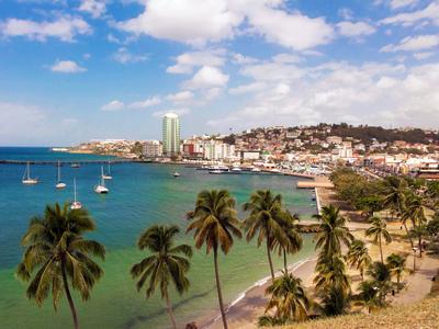 Vols Pas Chers Vers Martinique à Partir De 239 Kayak