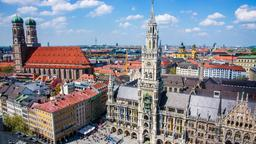 Find cheap flights from North Carolina to Munich