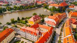 Find cheap flights from Chicago Midway Airport to Wroclaw