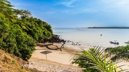 Find cheap flights from New York to Guinea-Bissau
