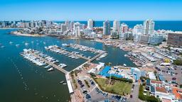 Find cheap flights from Washington to Punta del Este