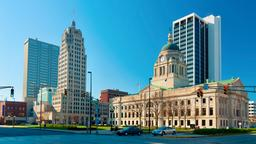 Find cheap flights from Rochester to Fort Wayne