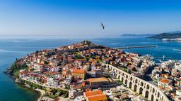 Find cheap flights from Washington to Kavála