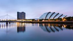 Glasgow hotels near Clyde Auditorium