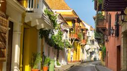 Find cheap flights from San Diego to Cartagena