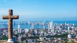 Find cheap flights from Daytona Beach to Cartagena