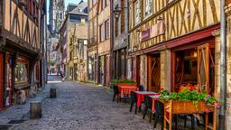 Find cheap flights from Washington to Rouen