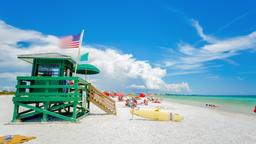 Find cheap flights from South Pacific to Sarasota