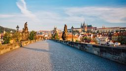 Find cheap flights from Raleigh to Prague