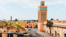 Find cheap flights from Brussels Airport to Marrakesh